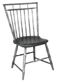Windsor chair Bird Cage